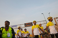 Team India - 2010 Tour of Mumbai Cyclothon - India