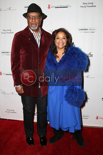 James Pickens Jr., Debbie Allen<br />