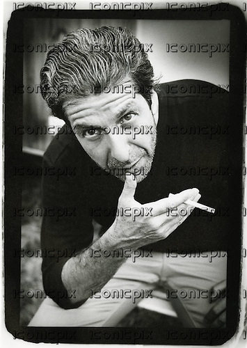 LEONARD COHEN - Paris France - Jul 1985.  Photo credit: Philippe Hamon/Dalle/IconicPix **AVAILABLE FOR UK ONLY**