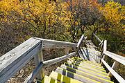 Parker River National Wildlife Refuge on Plum Island, Massachusetts during the autumn months.