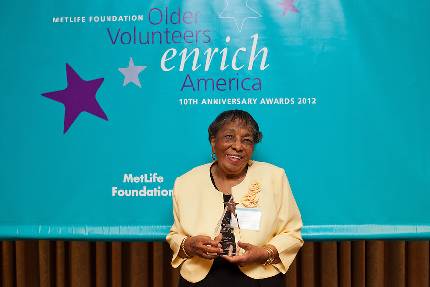 OVEA luncheon at the Omni Shorham Hotel in Washington Dc on April 20, 2012.