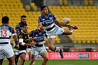 Auckland&rsquo;s Sales Rayasi in action during the Mitre 10 Cup - Wellington v Auckland at Westpac Stadium, Wellington, New Zealand on Thursday 4 October 2018. <br /> Photo by Masanori Udagawa. <br /> www.photowellington.photoshelter.com