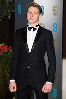 George McKay<br /> at the 2017 BAFTA Film Awards After-Party held at the Grosvenor House Hotel, London.<br /> <br /> <br /> &copy;Ash Knotek  D3226  12/02/2017