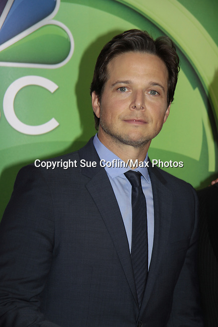 Scott Wolf - The Night Shift- NBC Upfronn at Radio City, New York City, New York on May 11, 2015 (Photos by Sue Coflin/Max Photos)