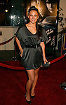 """UNIVERSAL CITY, CA. - March 12: Briana Evigan arrives at the Los Angeles premiere of """"Fast & Furious"""" at the Gibson Amphitheatre on March 12, 2009 in Universal City, California."""