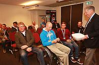 12-02-13, Tennis, Rotterdam, ABNAMROWTT, Rolstoel Loting