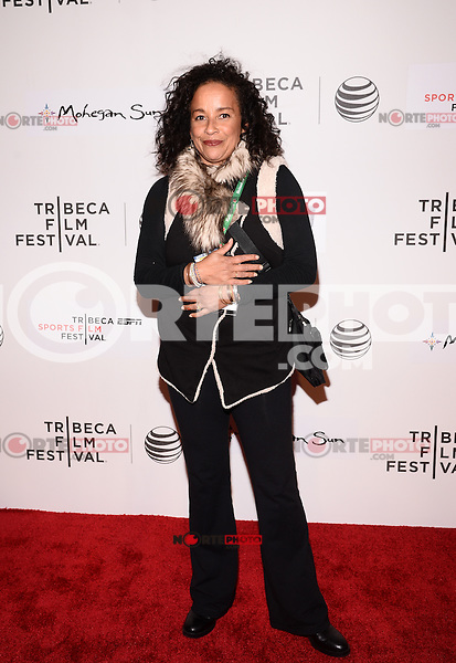 Tribeca/ESPN Sports Film Festival Gala: 'When the Garden Was Eden' during the 2014 Tribeca Film Festival at BMCC Tribeca PAC on April 17, 2014 in New York City. HP/Starlitepics /NortePhoto
