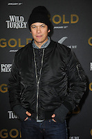 www.acepixs.com<br /> January 17, 2017  New York City<br /> <br /> Chaske Spencer attending The World Premiere of 'Gold' at AMC Loews Lincoln Square 13 theater on January 17, 2017 in New York City.<br /> <br /> <br /> Credit: Kristin Callahan/ACE Pictures<br /> <br /> Tel: 646 769 0430<br /> Email: info@acepixs.com