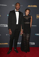 02 February 2018 - Universal City, California - Ser'Darius Blain, Melissa L. Williams. 26th Annual Movieguide Awards - Faith And Family Gala. <br /> CAP/ADM/FS<br /> &copy;FS/ADM/Capital Pictures