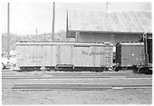 MOW boxcar 03131.<br /> D&amp;RGW