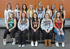 Members of Newsday's 2018 All-Long Island field hockey team pose for a group portrat at company headquarters in Melville on Thursday, Nov. 29, 2018. Appearing are, FRONT ROW, FROM LEFT: Emiline Biggin of Carle Place, Liana McDonnell of Garden City, Kristen Shanahan of Sachem East, Caitlin Cook of Garden City and Charlotte Johnson of Pierson. BACK ROW, FROM LEFT: Coach Gina Walling of Northport, Kasey Choma of Eastport-South Manor, Sophia Little of Northport, Lily Fox of Northport, Grace Kelly of Garden City, Emily Berlinghof of Cold Spring Harbor, Sarah Killcommons of Garden City and Katie Allen of Sachem East.