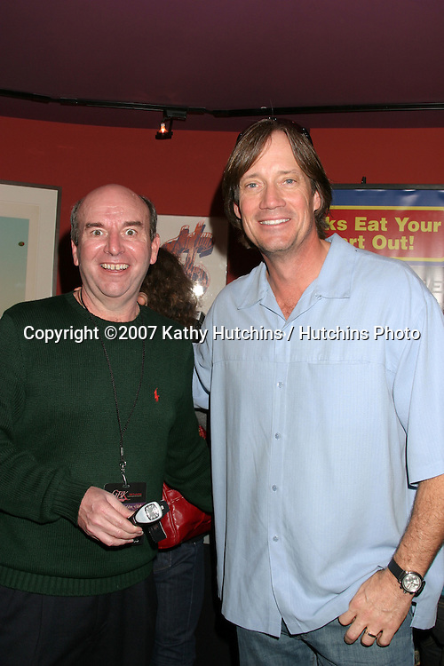 Kevin  Sorbo.GBK Productions Golden Globe Gifting Suite.Friar's Club.Beverly Hills   CA.January 11, 2007.©2007 Kathy Hutchins / Hutchins Photo.