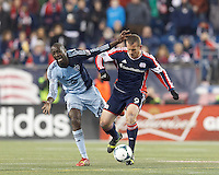 New England Revolution vs Sporting Kansas City, November 2, 2013