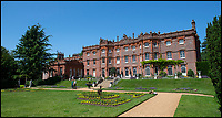 BNPS.co.uk (01202 558833)<br /> Pic: PhilYeomans/BNPS<br /> <br /> Hughenden Manor today.<br /> <br /> Secret rooms at a stately home where brilliant map-makers played a pivotal role in helping Britain to win the war have been opened to the public for the first time.<br /> <br /> Hughenden Manor, in Bucks, once home to the Victorian prime minster Benjamin Disraeli, was requisitioned by the Air Ministry in 1941 and given the codename 'Hillside'.<br /> <br /> In its confines, more than 3,500 hand drawn maps were produced for the RAF bombing campaigns, including the legendary Dambusters Raid and a raid on the Berchtesgaden, Hitler's famous mountain retreat.<br /> <br /> Previously hidden away under lock and key, these rooms have been opened for the first time for a permanent display featuring photographs, records and testimonies from some of the 100 men and women who were based there in World War Two.<br /> <br /> Since they were sworn to silence under the Official Secrets Act, Hillside's crucial wartime role in fact remained unknown until 2004, when a volunteer room guide overheard Victor Gregory, a visitor to the National Trust property, tell his grandson that he was stationed there during the war.