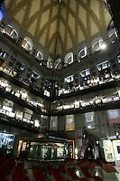 Il Museo del Cinema all'interno della Mole Antonelliana a Torino.<br /> The Museum of Movie inside the Mole Antonelliana, Turin.<br /> UPDATE IMAGES PRESS/Riccardo De Luca