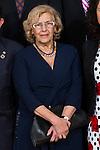 "Manuela Carmena during the launching of the ""International Year of Sustainable Tourism for Development 2017"", at Royal Pardo Palace in Madrid, on January 17, 2016.  (ALTERPHOTOS/Rodrigo Jimenez)"