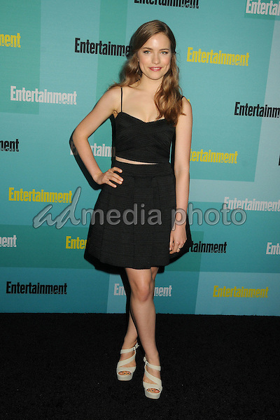 11 July 2015 - San Diego, California - Willa Fitzgerald. Entertainment Weekly 2015 Comic-Con Celebration held at Float at the Hard Rock Hotel. Photo Credit: Byron Purvis/AdMedia