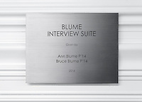 Blume Interview Suite<br />