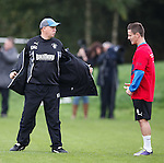 Kenny McDowall and Ian Black