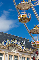 France, Calvados (14), Côte Fleurie, Trouville-sur-Mer, le  casino  / France, Calvados, Côte Fleurie, Trouville sur Mer,  the Casino