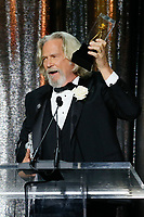 ASC Board of Governors Award honoree Jeff Bridges at the 33rd annual ASC Awards and The American Society of Cinematographers 100th Anniversary Celebration at the Ray Dolby Ballroom at Hollywood &amp; Highland, Saturday, February 9, 2019 in Hollywood, California.      <br /> CAP/MPI/IS<br /> &copy;IS/MPI/Capital Pictures