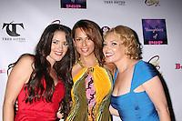 "Anna Borchert, Patricia Kara, Heather Lee Moss<br /> ""Daughters of POP"" Season 3 Premiere Party, Madera Kitchen & Bar, Los Angeles, CA 09-18-14<br /> David Edwards/DailyCeleb.com 818-915-4440"
