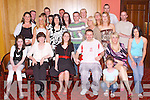 BIRTHDAY WISHES:.Cathy O'Brien celebrated.her 30th birthday at The.Imperial Hotel, Tralee, on.Saturday last. Front row lr:.Melissa Casey, Mary.Casey, Cathy O'Brien.(birthday girl), Adrian.O'Brien, Sadie O'Sullivan,.Janice Casey and Paulette.O'Halloran. Back row:.Jemma Breen, Antoinette.O'Brien, Catherine O'Connor,.Robert Pierce, Catherine.Daughton, DJ Breen,.Kenneth Crowe, Elaine.Hussey, Colleen Cooke,.Noreen Fitzgerald, Mary.Coffey, Paul Barry, Trevor.OShea, Denise O'Sullivan.and Padraig Daughton (all.from Tralee).