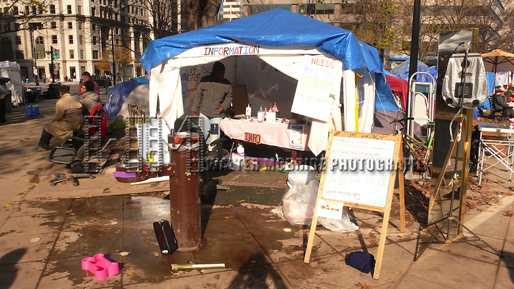 Occupy Washington D.C. - McPhearson Park. The Occupy Wall Street protests that began in New York's financial district have now spread across the country and the world, with several popping up in the nation's capital on 12/3/11.