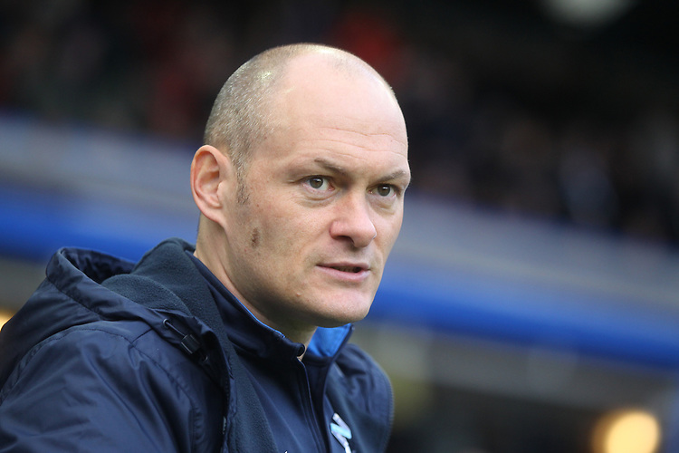 Preston North End's Manager Alex Neil<br /> <br /> Photographer Mick Walker/CameraSport<br /> <br /> The EFL Sky Bet Championship - Birmingham City v Preston North End - Saturday 1st December 2018 - St Andrew's - Birmingham<br /> <br /> World Copyright &copy; 2018 CameraSport. All rights reserved. 43 Linden Ave. Countesthorpe. Leicester. England. LE8 5PG - Tel: +44 (0) 116 277 4147 - admin@camerasport.com - www.camerasport.com