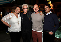 ABC/DISNEY TELEVISION STUDIOS/FX/NAT GEO PARTY AT SAN DIEGO COMIC-CON© 2019: L-R: Camryn Manheim, John Slattery, Mike Henry and President Disney Television Studios, Craig Hunegs attend the ABC/Disney Television Studios/FX/NatGeo Party on Friday, July 19 at at the Pendry Hotel Rooftop at SAN DIEGO COMIC-CON© 2019. CR: Frank Micelotta/Disney Television Studios © 2019 Disney Television Studios