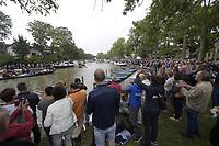 ZWEMMEN: FRYSLÂN: 19-08-2018, Elfstedenzwemtocht, Maarten van der Weijden, Harlingen, ©foto Martin de Jong