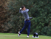Dermot McElroy (IRL) on the 3rd tee during Round 1 of the Bridgestone Challenge 2017 at the Luton Hoo Hotel Golf &amp; Spa, Luton, Bedfordshire, England. 07/09/2017<br /> Picture: Golffile | Thos Caffrey<br /> <br /> <br /> All photo usage must carry mandatory copyright credit     (&copy; Golffile | Thos Caffrey)