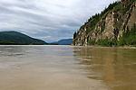 Dawson City, The Yukon Territory, Canada, On the Yukon River