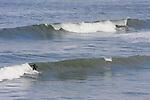 Surfing Rockaway Beach