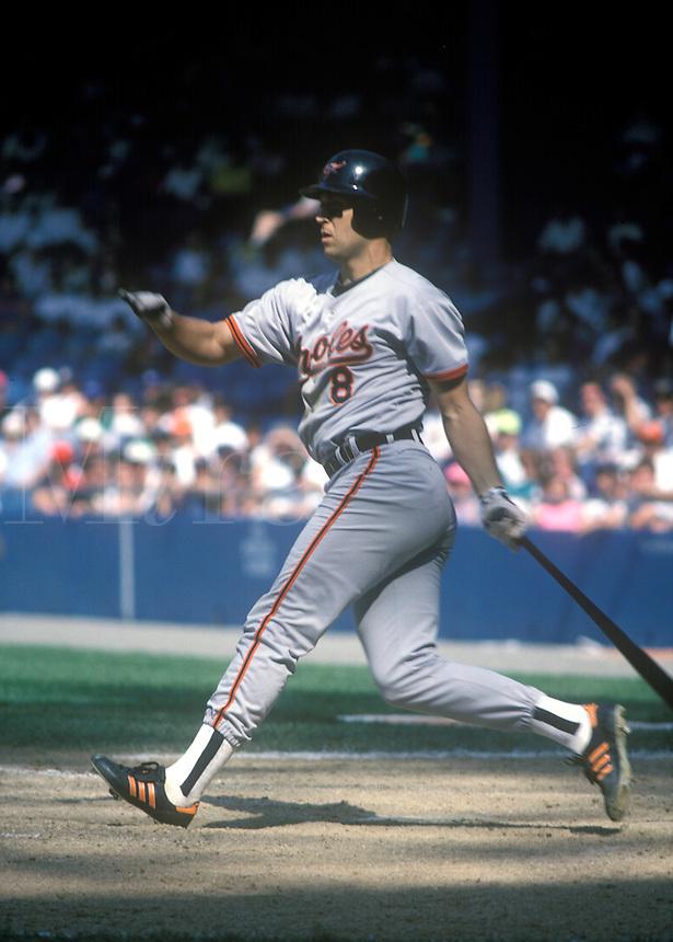 Cal Ripkin Jr. , Baltimore Oriole's baseball hall of famer