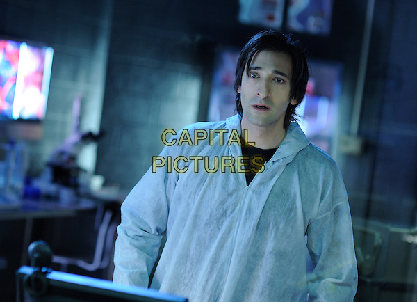 Adrien Brody<br /> in Splice (2009) <br /> *Filmstill - Editorial Use Only*<br /> CAP/NFS<br /> Image supplied by Capital Pictures