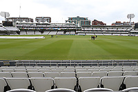 General view of the ground ahead of Middlesex CCC vs Essex CCC, Specsavers County Championship Division 1 Cricket at Lord's Cricket Ground on 23rd April 2017