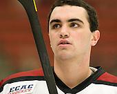 Tommy O'Regan (Harvard - 13) - The Yale University Bulldogs defeated the Harvard University Crimson 5-1 on Saturday, November 3, 2012, at Bright Hockey Center in Boston, Massachusetts.