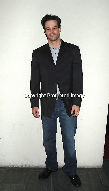 Nathaniel Marston ..at ABC Casino Night at Pier Sixty on October 26, 2006. ..Robin Platzer, Twin Images
