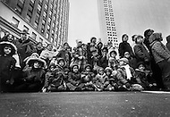 New York, U.S.A. November 28th, 1974. The famous Macy's Thanksgiving Parade.