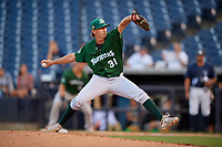 Daytona Tortugas starting pitcher Mac Sceroler (31) during a Florida State League game against the Tampa Tarpons on May 17, 2019 at George M. Steinbrenner Field in Tampa, Florida.  Daytona defeated Tampa 8-6.  (Mike Janes/Four Seam Images)