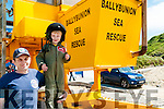 Ballybunion Sea & Cliff Rescue: Padraigh & Sean Nolan, Listowel attending the celebrations of the  30th birthday of the Ballybunion Sea & Cliff Rescueat their centre on the women's beach in Ballybunion on Sunday last.