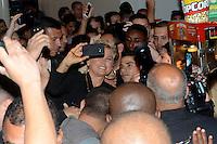 SÃO PAULO,SP - 20.11.2016 - XUXA-SAO PAULO - Apresentadora Xuxa Meneghel durante Salão Internacional do Automóvel de São Paulo no stand da Renault no Espaço Imigrantes na Zona Sul de São Paulo neste domingo, 20. (Fotos: Eduardo Martins / Brazil Photo Press)