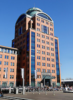 F van Lanschot bankiers in Den Bosch. Paleiskwartier