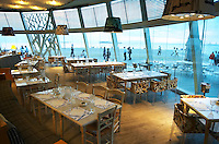 Seafood restaurant at Macedonia Palace Hotel. Thessaloniki, Macedonia, Greece