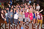 Surprise 21st birthday party for Darryl Burn, Manor, celebrating with family sand friends at the Night jar on Saturday