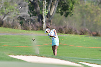 PATTAYA, THAILAND - FEBRUARY 22: Jenny Shin of South Korea 3rd shot on the 18th during the second round of the Honda LPGA Thailand 2019 at Siam Country Club Pattaya (Old Course), Pattaya, Thailand on February 22, 2019.<br /> .<br /> .<br /> .<br /> (Photo by: Naratip Golf Srisupab/SEALs Sports Images)<br /> .<br /> Any image use must include a mandatory credit line adjacent to the content which should read: Naratip Golf Srisupab/SEALs Sports Images