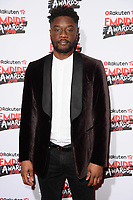 Charles Babalola arriving for the Empire Awards 2018 at the Roundhouse, Camden, London, UK. <br /> 18 March  2018<br /> Picture: Steve Vas/Featureflash/SilverHub 0208 004 5359 sales@silverhubmedia.com