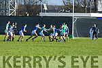 Action from Kerins O'Rahillys v Na Gaeil in division 1 of the County Football league in Strand Road on Sunday.