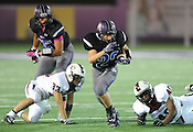 Football: Springdale at Fayetteville